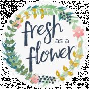 Fresh- Elements- Fresh Flower
