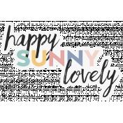 Fresh- Elements- WA- Happy Sunny
