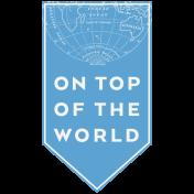 Love Knows No Borders- Minikit- WA- Top Of World
