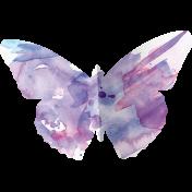 Butterflies- Butterfly 07- Folded