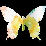 Butterflies- Butterfly 09- Folded