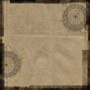 Halloweeeek! Minikit - Paper - Spiderweb