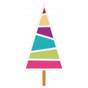 Good Life December- Minikit- Tree 02- Shadowed