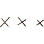 Mixed Media 1- Elements- Stitches- Cross