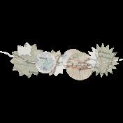 Mixed Media 2- Elements- Paper Banner