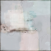 Mixed Media 2 - Papers - Gray Lilac