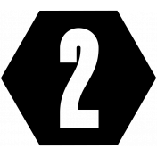 Bits and Bobs 2- Templates- Hexagon- 2