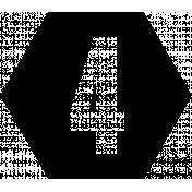 Bits and Bobs 2- Templates- Hexagon- 4