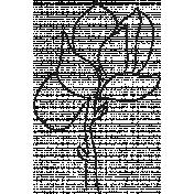 Drawn Flowers- Templates- Sketch Magnolia