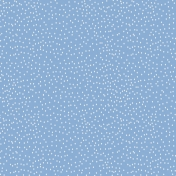 Mixed Media 5- Papers- Dots- Blue