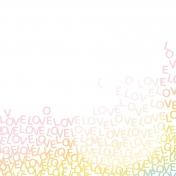 Love You Miss You- Minikit- Love Paper