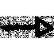 Mixed Media 6- Wordart- Arrow 01
