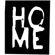 Our House- Home Stamp