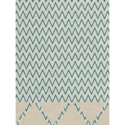 Winter Arabesque- Chevron Journal Card