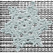 Winter Arabesque - Crocheted Snowflake 2