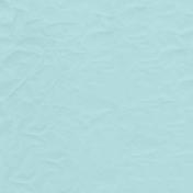 Winter Arabesque- Solid Light Blue Paper