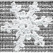 Winter Arabesque- Crocheted Snowflake 6