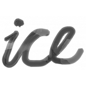 Ice Word Art Template