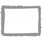 Frame Sticker Template