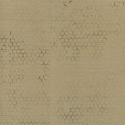 Animal Kingdom- Neutral Geometric Paper