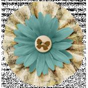 Animal Kingdom- Stacked Flower 2