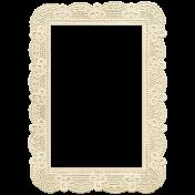 Jane - Frames - Lace Frame 1