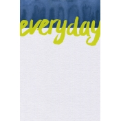 Good Day- Everyday Journal Card