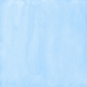 Good Day - Blue Painted Paper
