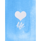 Good Day- Journal Cards- Love Life