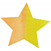 Good Day- Elements- Paper Star