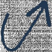 XY- Marker Doodles- Navy Arrow 1