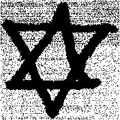 XY- Marker Doodles- Black Star 1