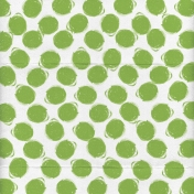 XY- Paper Kit- Lime Circles