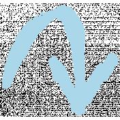 XY- Marker Doodle- Baby Blue Arrow 5