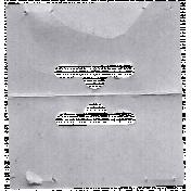 XY- Elements- Paper Piece