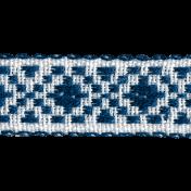 Summer Splash- Elements- Navy Ribbon