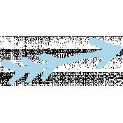XY- Marker Doodle- Blue Arrow 7
