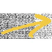 XY- Marker Doodles- Yellow Arrow 2