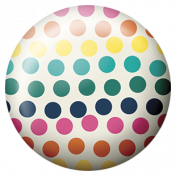 Summer Splash- Elements- Polka Dot Brad
