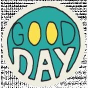 Summer Splash- Stickers- Good Day