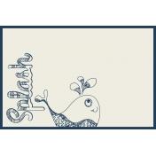 Summer Splash- Journal Cards- Splash