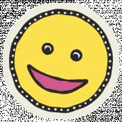 Summer Splash- Stickers- Smiley