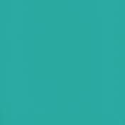 Summer Splash- Solid Papers- Teal Blue