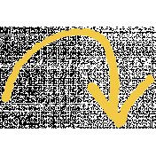 XY- Marker Doodles- Yellow Arrow 4