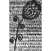 Work Day- Zentangle Doodles- Flower 8