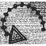 Work Day- Zentangle Doodles- Arrow 2