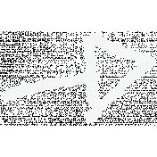 XY- Marker Doodles- White Arrow 3
