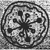 Work Day- Zentangle Doodles- Flower 2