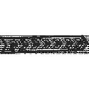 Work Day- Zentangle Doodles- Arrow 3