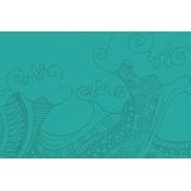 Summer Splash- Journal Cards- Textured- Zentangled